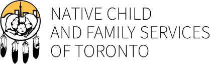Native Child and Family Services of Toronto Logo