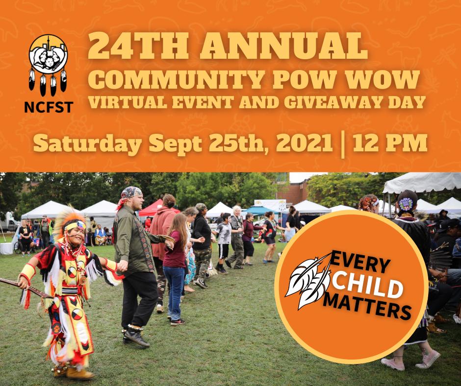 Powwow 2021 Graphic